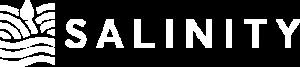 Salinity white logo